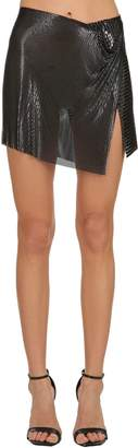 Fannie Schiavoni メタルメッシュスカート
