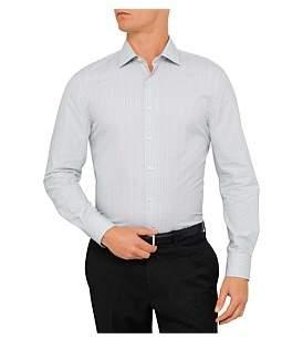Hardy Amies Gingham Check Shirt