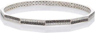 Black Diamond Ofira White & Deco Bangle