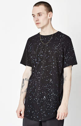 Trunks Pacsun Bianchi Splatter Scallop T-Shirt