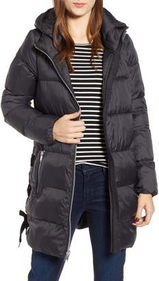 Andrew Marc Packable Puffer Jacket