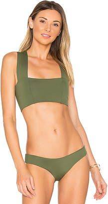 LSPACE L*SPACE Parker Top in Green $79 thestylecure.com