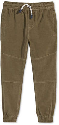 Epic Threads Toddler Boys Corduroy Cotton Jogger Pants, Created for Macy's