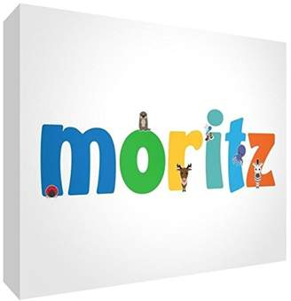 Keepsake Little Helper Baby Moritz 515BLK 15De Diamond Polished Boy/Token Personalised with a name, Moritz