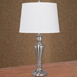 "Charlton Home Trotwood Metal 26.5"" Table Lamp Charlton Home"