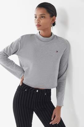 Tommy Hilfiger UO Exclusive Mock-Neck Pullover Sweatshirt
