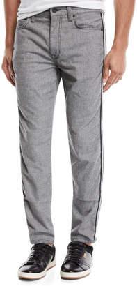Joe's Jeans Men's Jovian Harper Rivington Herringbone Pants
