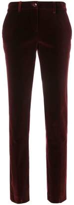 Etro classic skinny trousers