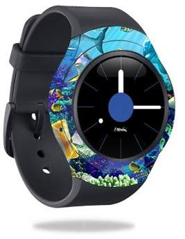 Samsung Mightyskins MightySkins Skin For Gear S2 3G, 3G | Protective, Durable, and Unique Vinyl Decal wrap cover Easy To Apply, Remove, Change Styles Made in the USA