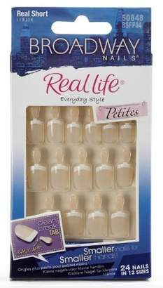Broadway Nails Real Life Petite Peach (2-Pack) by Kiss