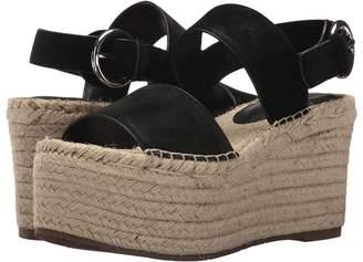 Marc Fisher Renni Espadrille Platform Wedge Women's Shoes