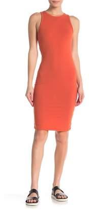 Cotton On & Co. Lena Solid Tank Midi Dress