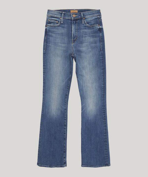 The Insider Ankle Jeans