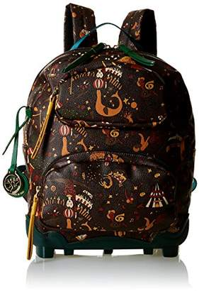 Piero Guidi Women's 215484052 Backpack Green