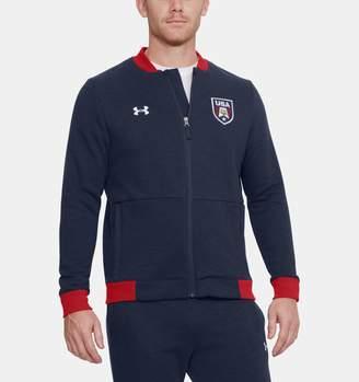 Under Armour Men's UA Stars & Stripes Bomber Jacket