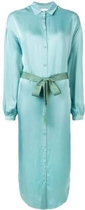 Forte Forte long shirt-styled dress