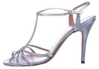 Jean-Michel Cazabat Leather Multistrap Sandals