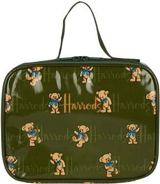 Harrods Rufus Bear Lunch Bag