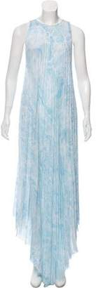 Tess Giberson Sleeveless Maxi Dress
