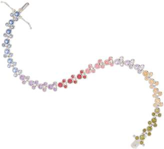 Disney Mickey's 90th Birthday DMQ Multi-Color Tennis Bracelet Tennis Bracelet