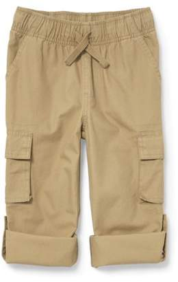 Children's Place The Pull On Roll Up Cargo Pant (Little Boys & Big Boys)