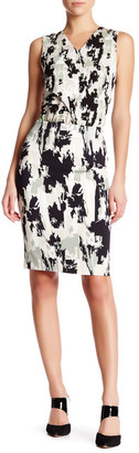 BOSS HUGO BOSS Vepina Printed Pencil Skirt $375 thestylecure.com