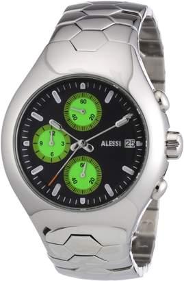 Alessi Men's Watch Chronograph Nuba AL 11012 Guido Venturini
