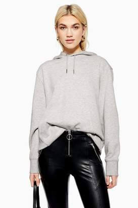 Topshop Relaxed Hoodie
