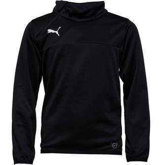 Puma Junior Boys Esquadra 1/2 Zip Training Top Black