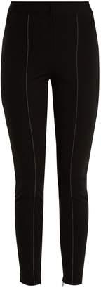 Altuzarra Mead high-rise skinny stretch-cady trousers