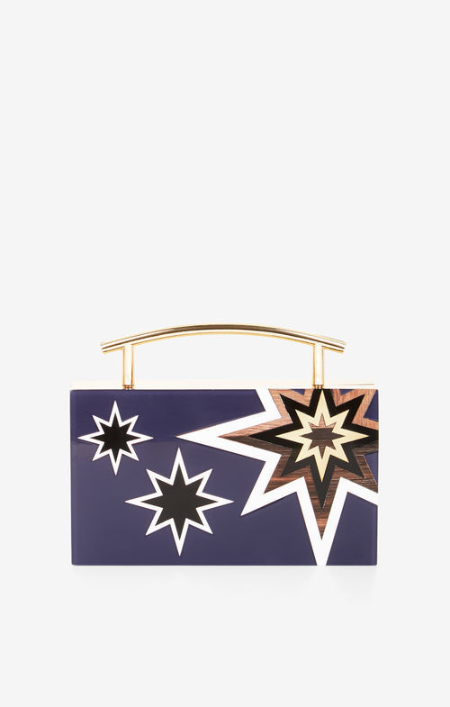 BCBGMAXAZRIA Quincy Star Clutch