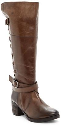 Report Jadon Corset Riding Boot $180 thestylecure.com
