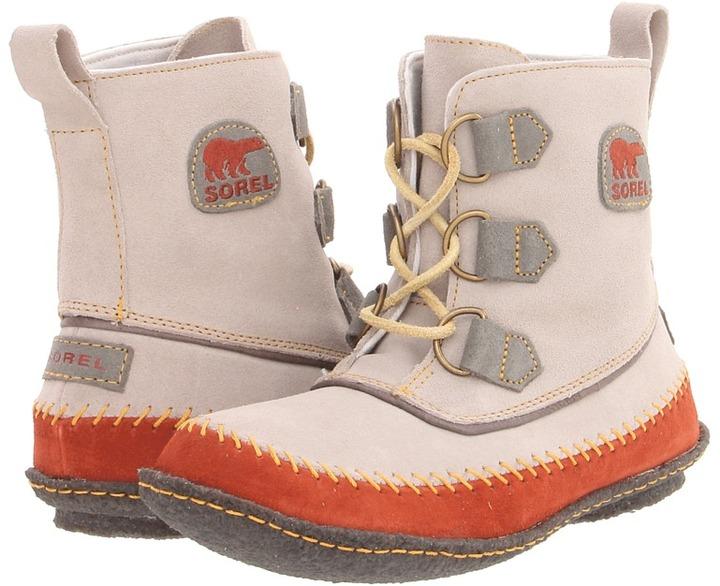 Sorel Joplin Boot (Silver Sage) - Footwear