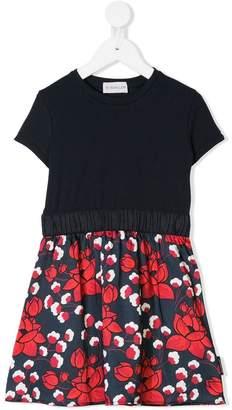 Moncler printed dress