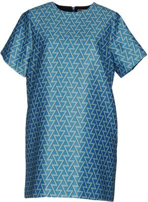 MSGM Short dresses - Item 34743543TF