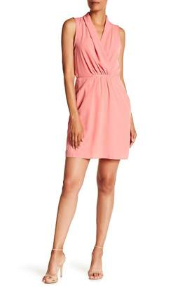 HAILEY LYN Sleeveless Solid Dress