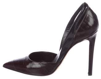 Alejandro Ingelmo Eel Pointed-Toe Pumps