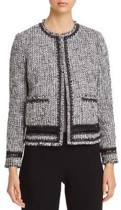 Elie Tahari Liri Tweed Jacket