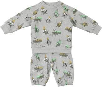 Stella McCartney Insects Cotton Sweatshirt & Sweatpants
