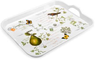 Mikasa Dinnerware, Antique Countryside Pear Melamine Tray