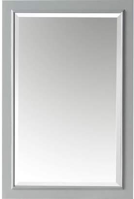 Andover Mills Rectangle Solid Wood Bathroom / Vanity Mirror
