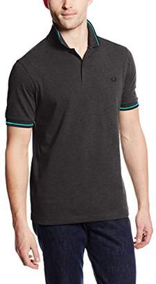 Fred Perry F Perry Men's Twin Tipped Shirt-M3600