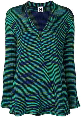 M Missoni striped cardigan