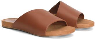 Aquatalia Dedra Waterproof Leather Sandal
