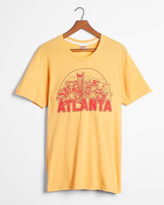 Express Homage Atlanta Crew Neck Tee