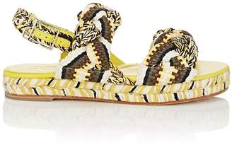 ANTOLINA Women's Adelita Cotton Platform Sandals