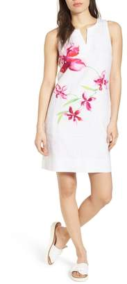 Tommy Bahama Floral Fade Shift Dress