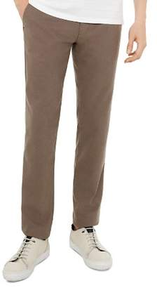Ted Baker Semi-Plain Slim Fit Trousers