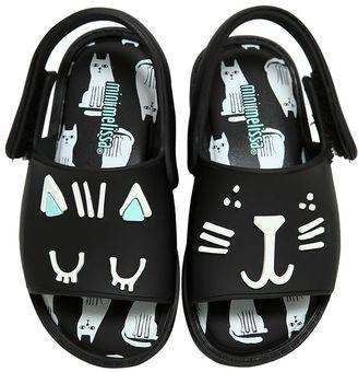Scented Cat Melflex Sandals $83 thestylecure.com