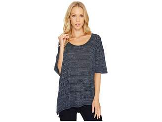 Project Social T Lacy Step Hem Women's T Shirt
